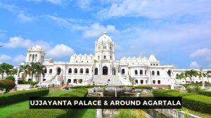 Ujjayanta Palace Agartala Tripura