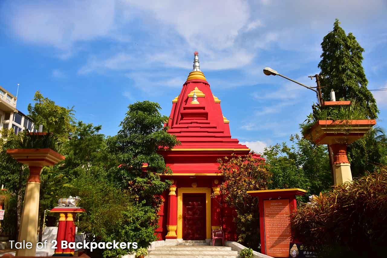 Uma Maheswar Temple in Agartala Tripura