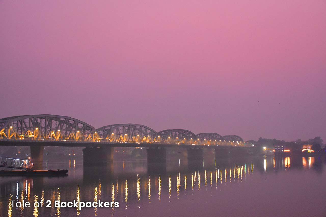 Vivekananda Setu or Bali Bridge