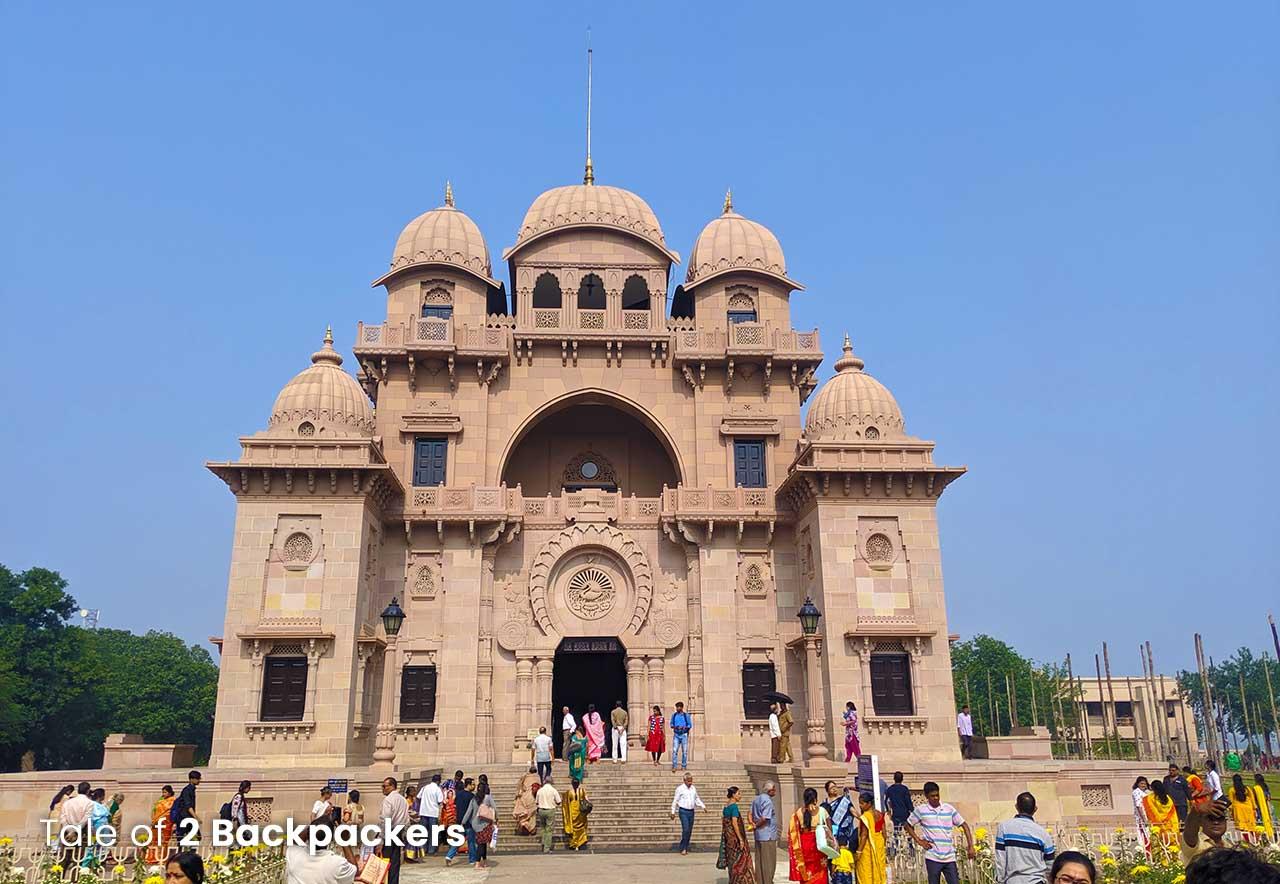 Belur Math places to visit in Kolkata