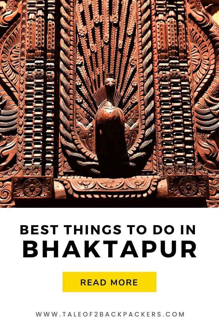 Best Things to do in Bhaktapur