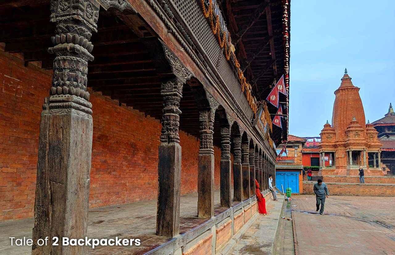 Bhaktapur Durbar Square UNESCO Heritage Site
