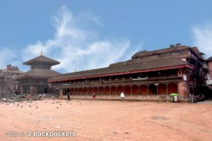 Bhaktapur Durbar Square is a UNESCO World Heritage Site in Nepal