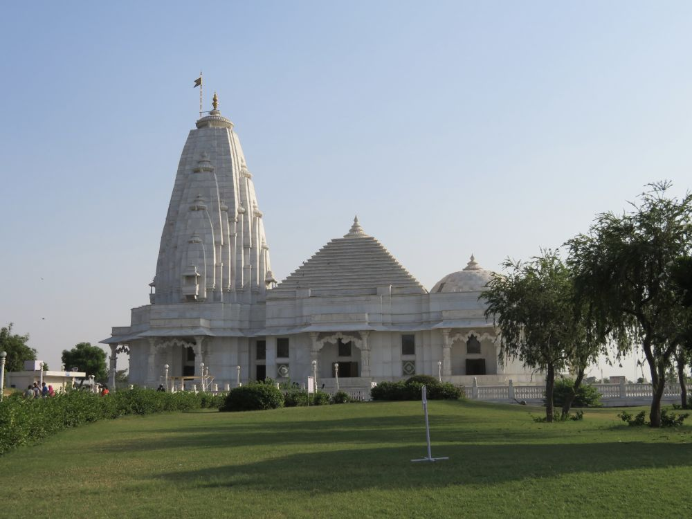 Birla Temple Jaipur - Temples in North India