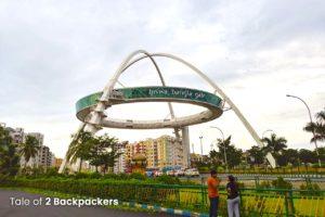 Biswa Bangla Gate, Kolkata Travel Guide