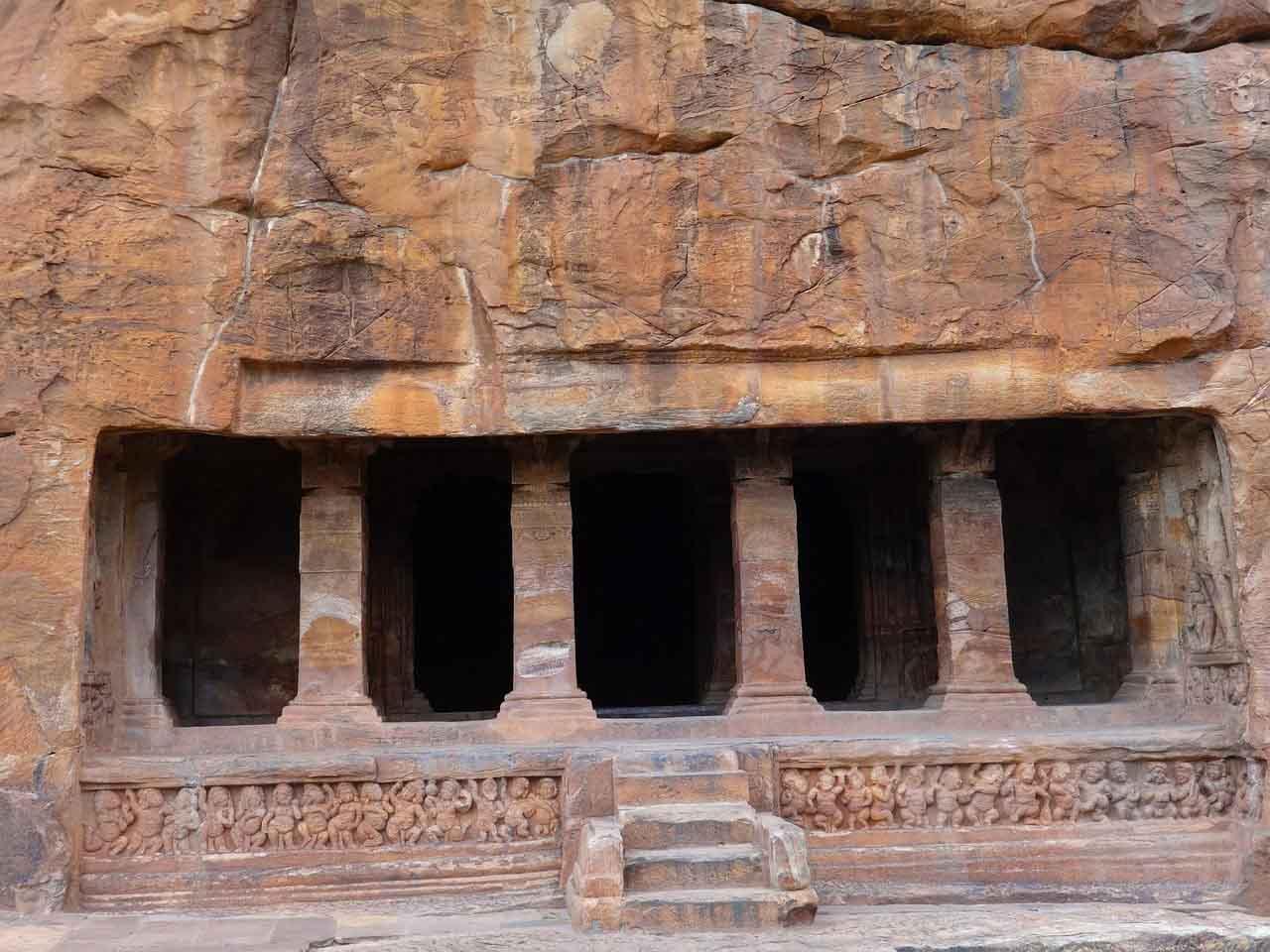Cave Temples Badami