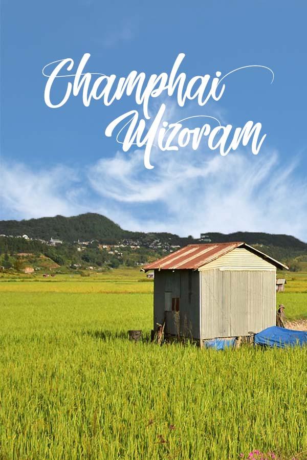 Champhai Travel Guide - Mizoram tourism