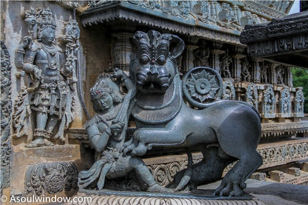 Temples of South India_Chennakesava Temple, Belur