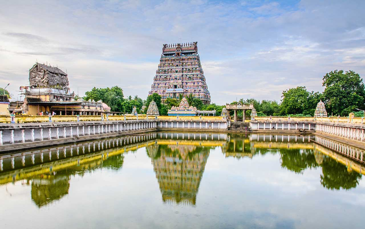 Famous temples of South India _ Chidambaram Nataraja Temple