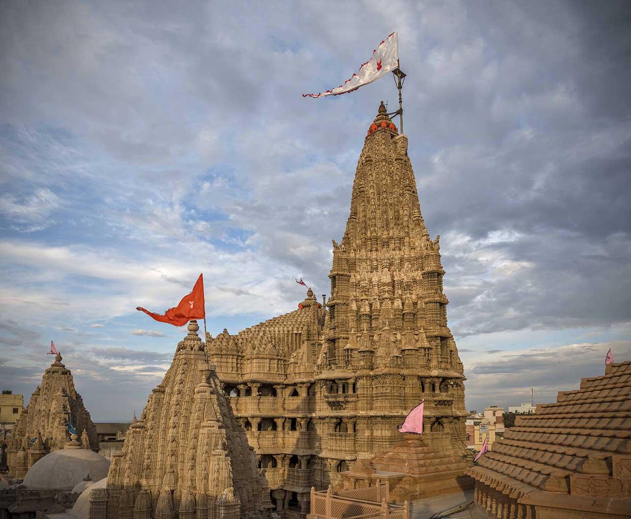 Temples of India - Dwarakadhish Temple, Gujarat