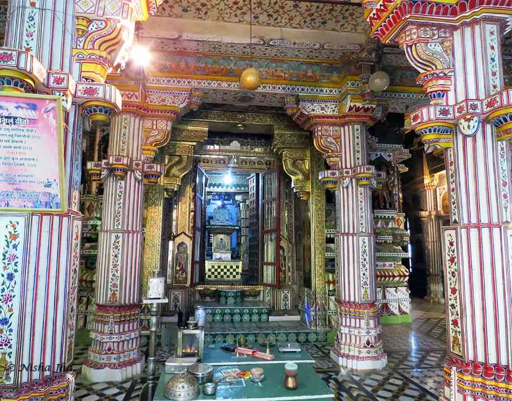 Temples in India - Bhandasar Temple or Ghee Temple, Bikaner