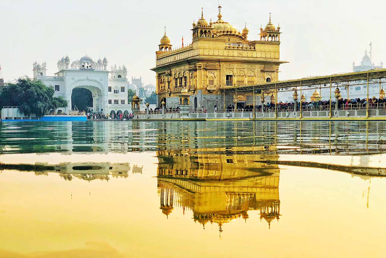 Temples in India - Golden Temple Amritsar
