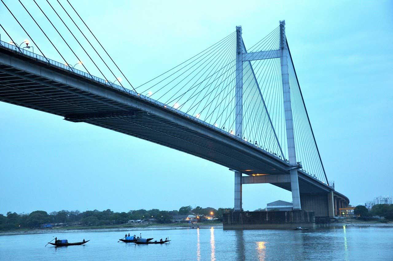 2nd Hooghly Bridge Kolkata Travel Guide
