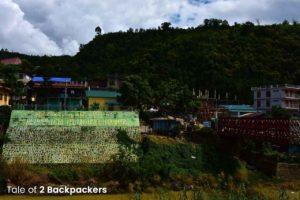 India Myanmar border at Zokawthar and Rikhawdar