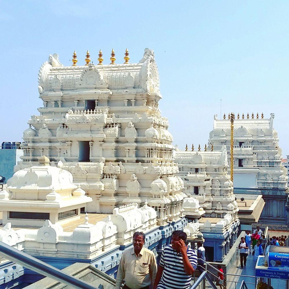 Iskcon Temple Bangalore