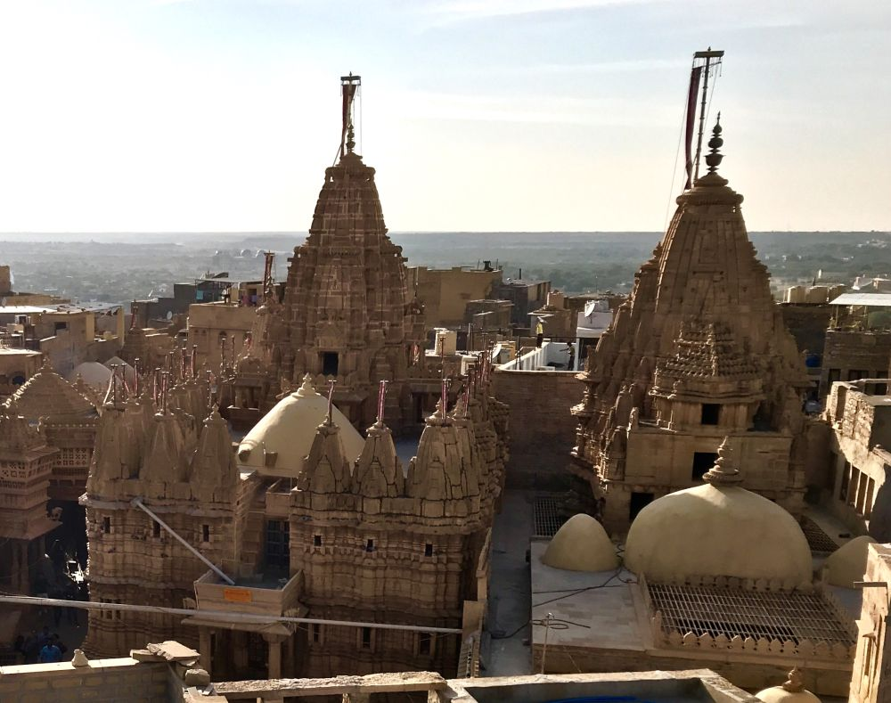 Temples in North India - Jain Temples of Jaisalmer