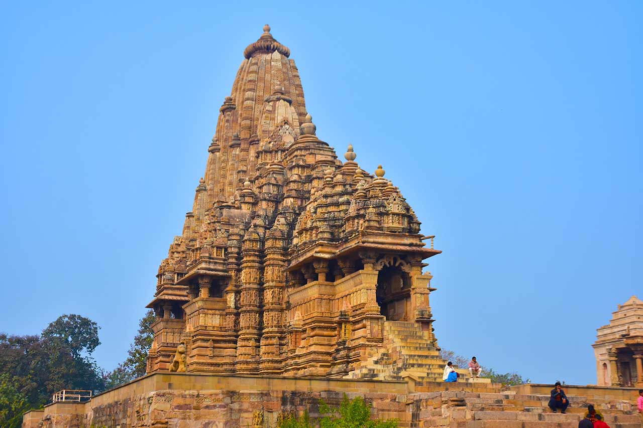 Famous Temples of India - Kandariya Mahadev Temple, Khajuraho