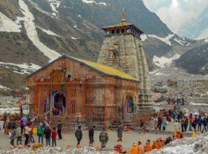 Temples in India - Kedarnath Temple Uttarakhand