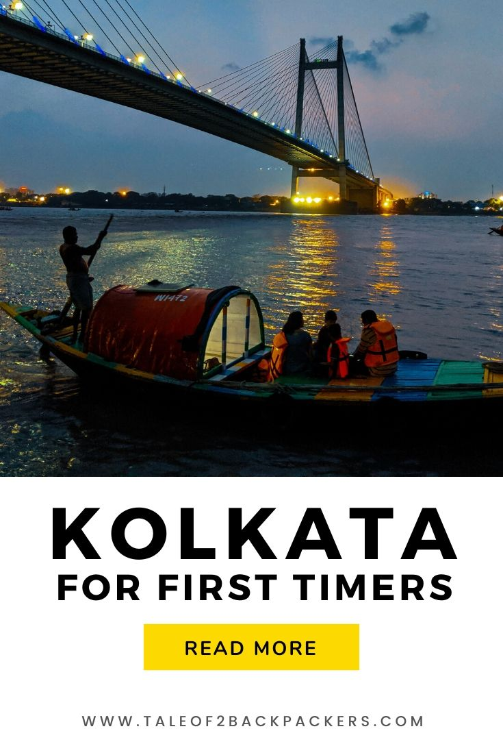 Kolkata for first time visitors - Travel Guide
