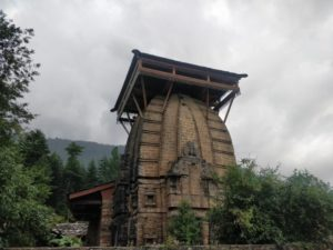 Temples in North India - Krishna Temple Naggar