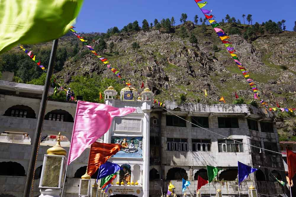 Temples in North India - Manikaran Temple