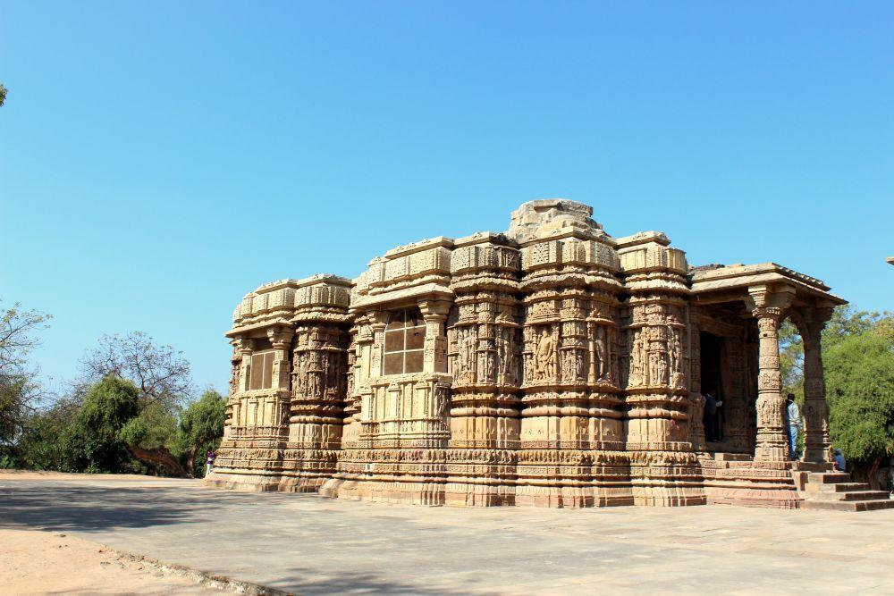 Temples in India - Modhera Sun Temple