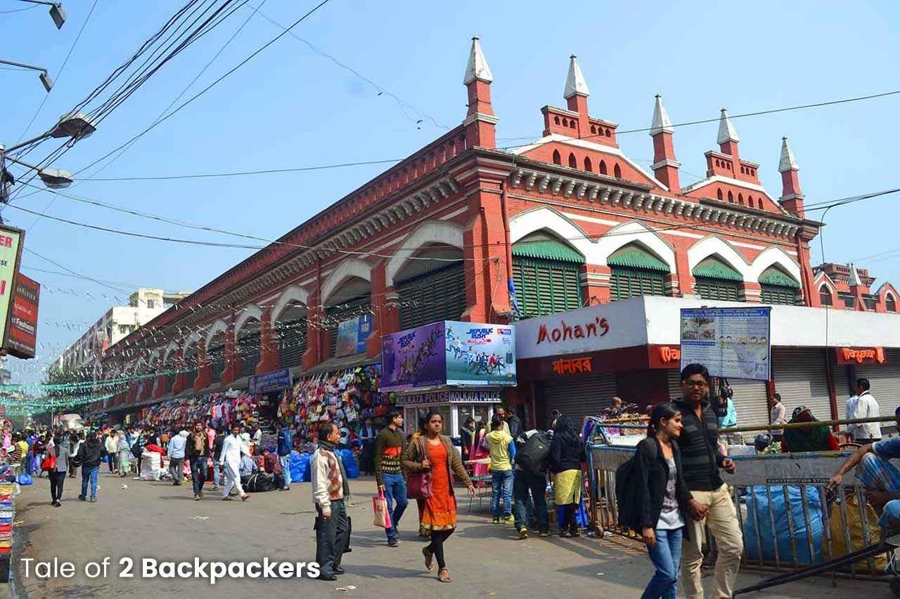 Shopping in Kolkata