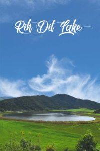 Rih Dil Lake Pinterest