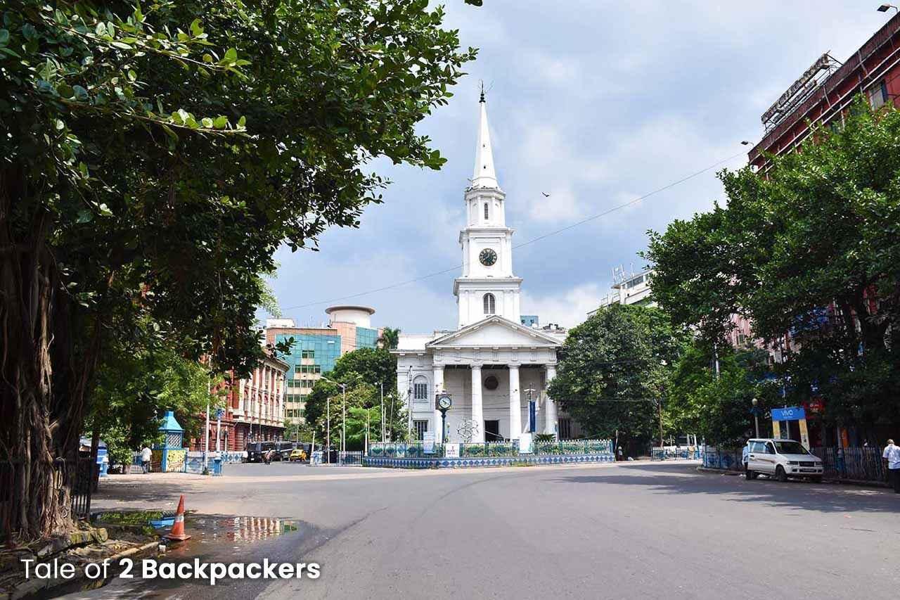 St Andrews Church Dalhousie Square Kolkata