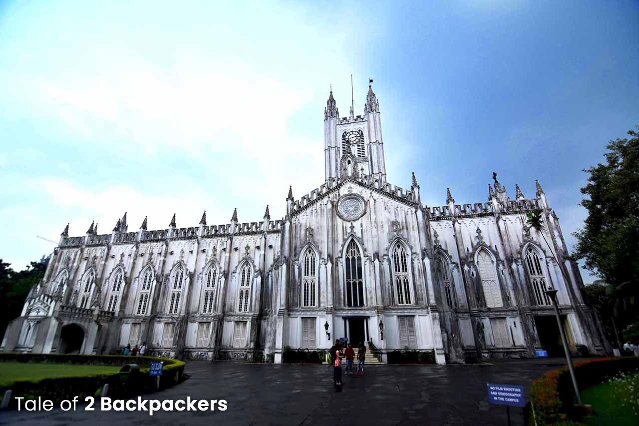 St Pauls Cathedral Kolkata Travel Guide