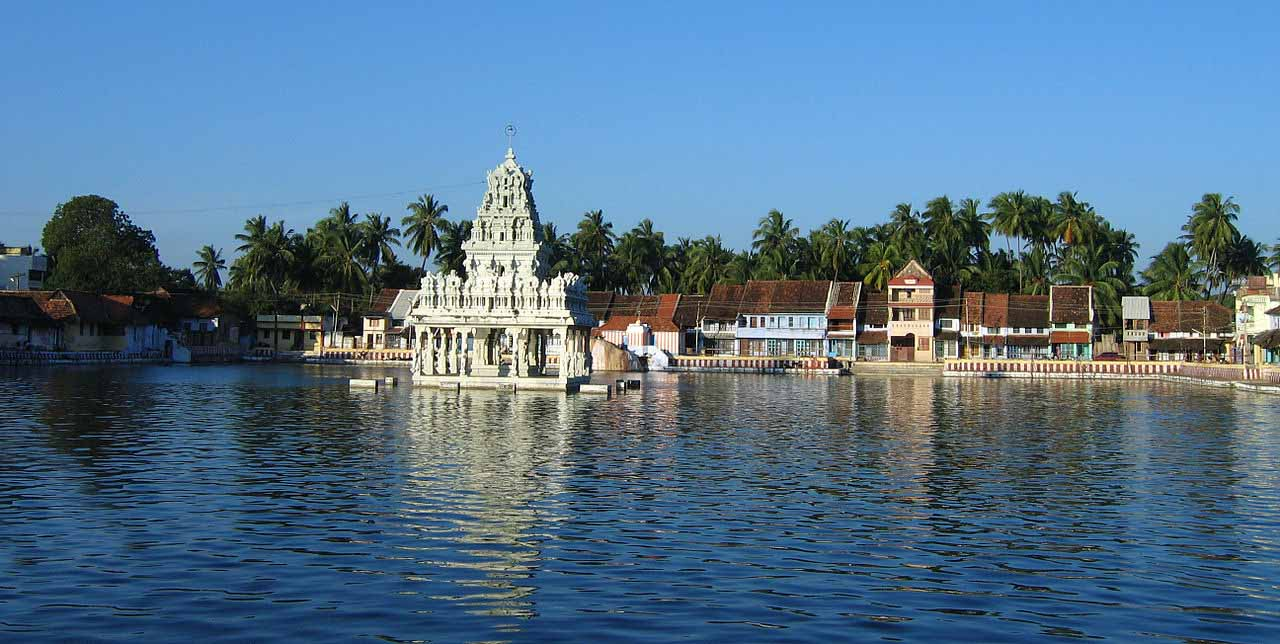 Temples of South India - Suchindram Thanumalayan Temple