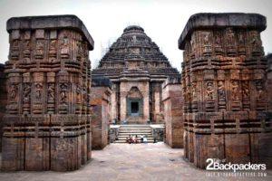 Temples of India - Konark Sun Temple, Odisha