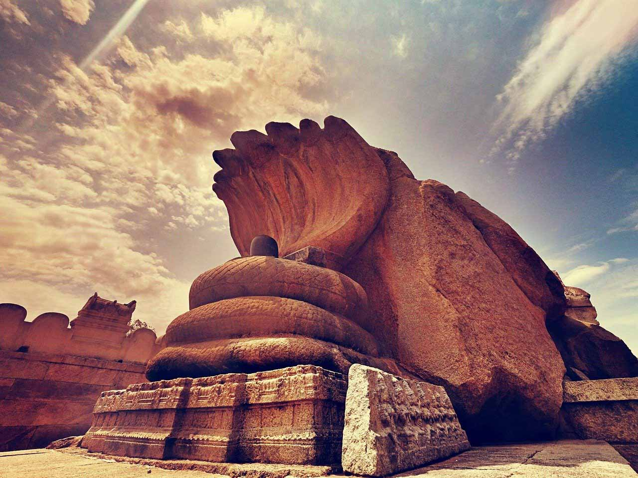 Temples of South India - Lepakshi Temple