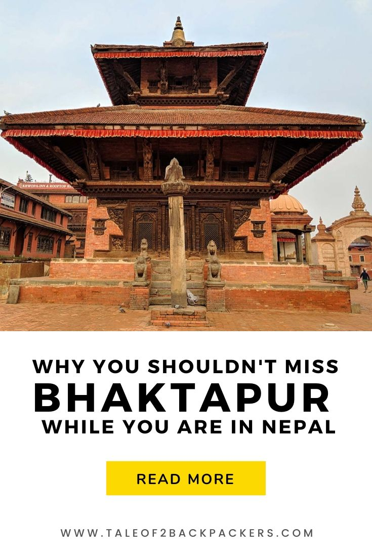 Why you should visit Bhaktapur Nepal