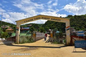Zokhawthar Rikhawdar Border at India-Myanmar border at Mizoram