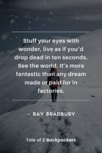 Adventurous Quotes about life