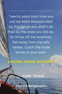 Adventure Quotes by Mark Twain