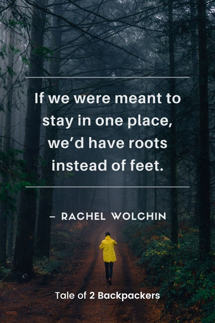 Adventure Quotes by Rachel Wolchin