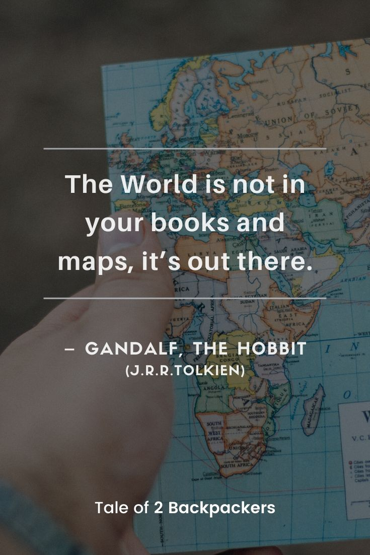 Adventure Quotes and sayings from movies