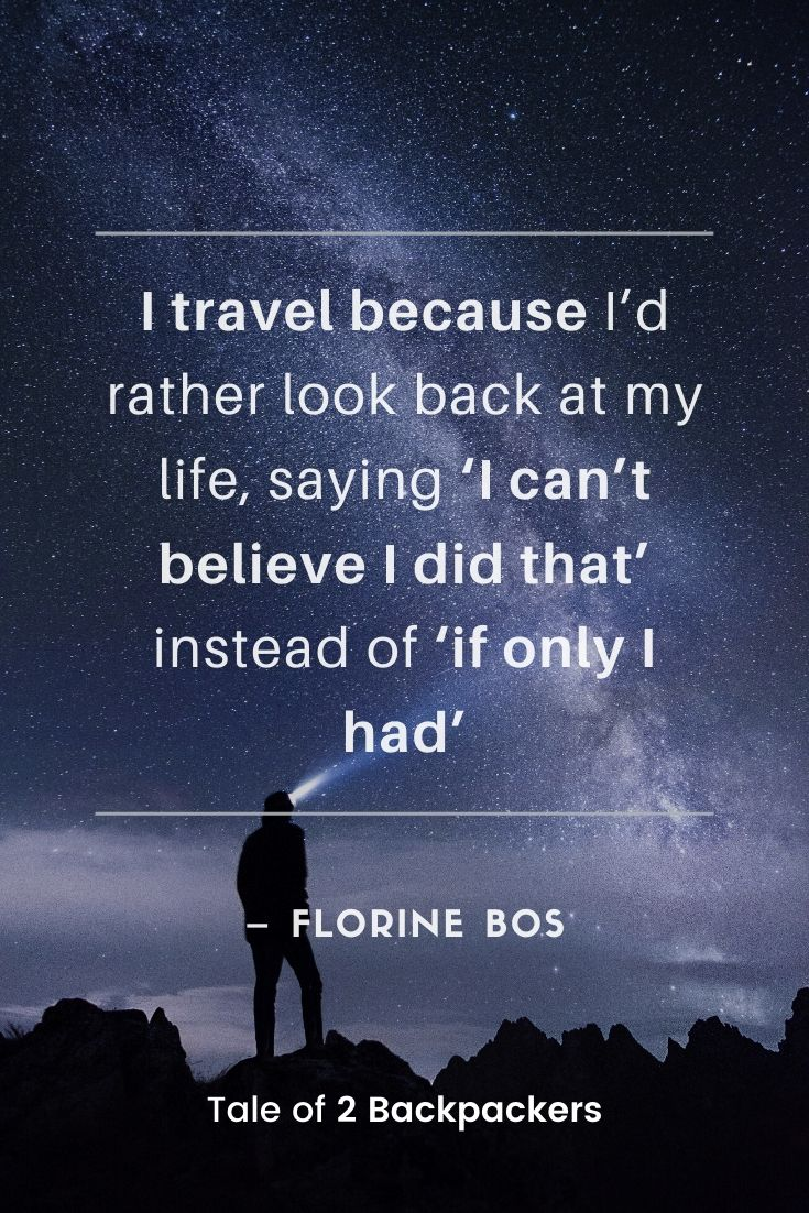 Adventure Sayings by Florine Bos - Travel Instagram Captions
