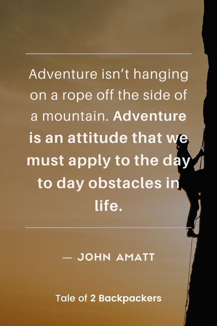 Best Adventure Quotes