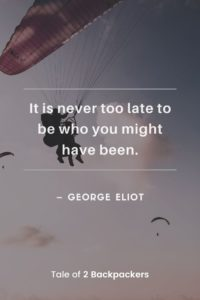 Life Adventure Quotes by George Eliot