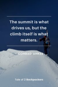 Inspirational adventure Quotes by Conrad Anker