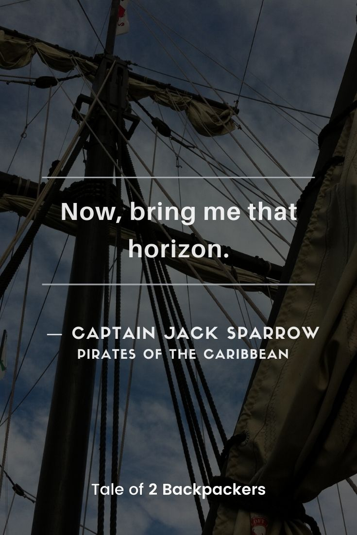 Adventure quotes from Movies - Jack Sparrow Quotes