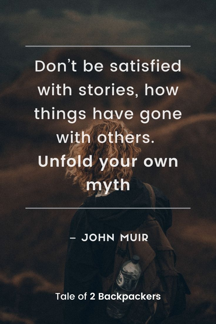 adventure quotes on life by John Muir
