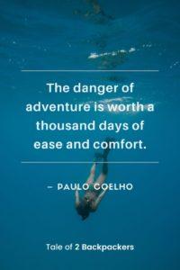 Paulo Coelho Adventure Quotes