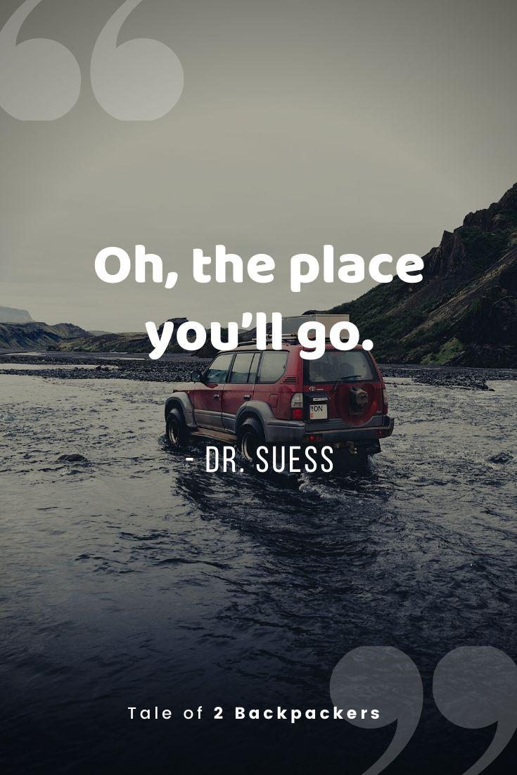 Best Road Trip Quotes