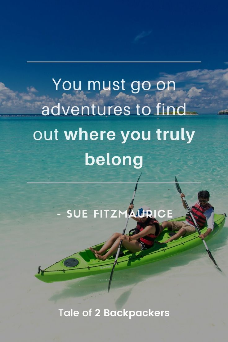 Short Adventure Quotes and Sayings