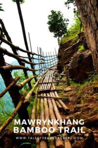 Bamboo Trail Meghalaya Guide