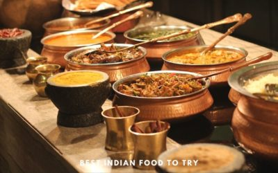 Best Indian Food to Try